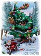 Trent versione natalizia!!