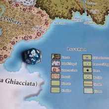 dragonlance mappa
