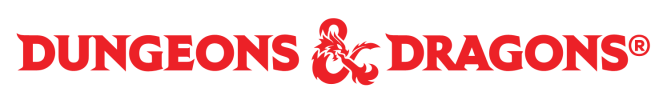 Dungeons & Dragons logo banner 5th