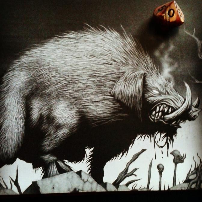 lupi mannari spirito cinghiale
