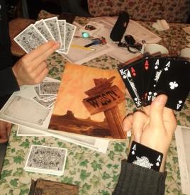 il poker con l'asso non perdona... soprattutto quando ne hai cinque :P