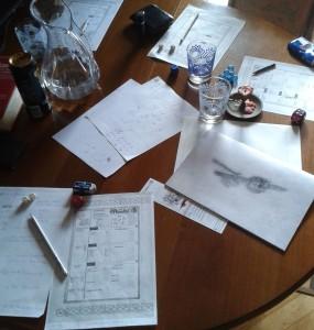 tavolo da gioco - cronache di populon