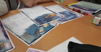 Notti di Nibiru - sessione dimostrativa play 2016