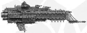 battlefleet gothic nave