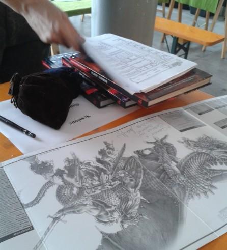 sessione di D&D