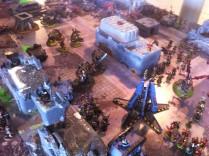 space marine vs demoni la spezia comics and games