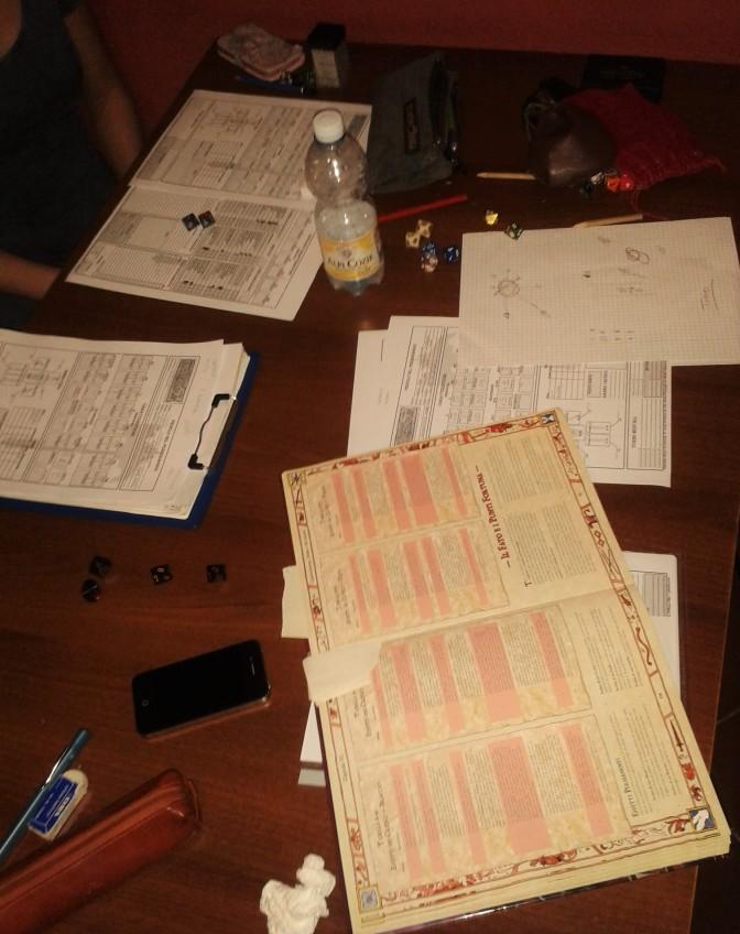 warhammer fantasy roleplay tavolo da gioco terra di mezzo