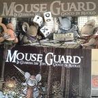 """Mouse Guard: """"L'inverno sta arrivando."""""""